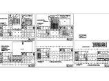 法院电气照明施工CAD图图片1