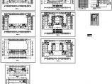 法院办公楼火灾自动报警系统图纸图片1