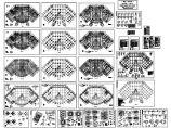 框架结构学校食堂结构图纸(含设计说明)图片1