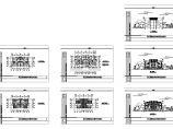 合江县某民居住宅楼设计方案图图片1