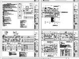 配电室锅炉房电气系统CAD详细布置图图片1