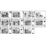 某多层办公楼VRV空调系统设计cad施工图(含设计说明)图片1