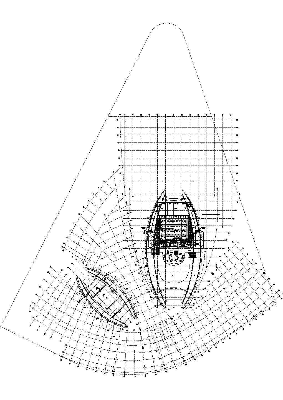 P3104-71六层(27.000)1区给排水平面图图片1