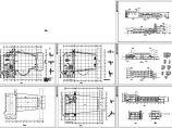 三层学校食堂建筑设计图( 长79.93米 宽59.26米)图片1