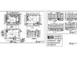 4层厂房建筑施工CAD图纸【平立剖 窗大样】图片1