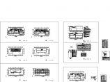 某15米办公楼电气设计方案CAD图图片1