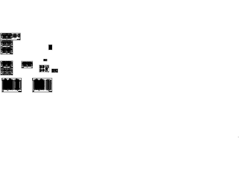 【毕业设计】18层住宅楼土建装饰工程量计算(建筑、结构图、计算表、广联达)图片1