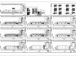 多层办公楼电气CAD图图片1