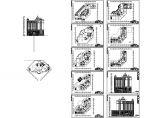 某十三层大酒店建筑设计方案图纸(知名设计院设计)图片1