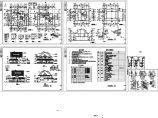 406平方米二层东方花园别墅全套施工图纸(含设计说明)图片1