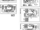 某二层医院电气施工CAD图纸(含5张图纸)图片1