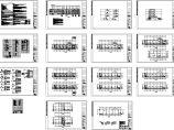 某三层1240�O办公楼电气设计施工图图片1