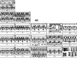 某小区住宅电气系统图,共8张图片1