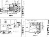 室内外环境绿化种植CAD平面图图片1