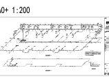 消防系统透视设计cad图,共一张图片1