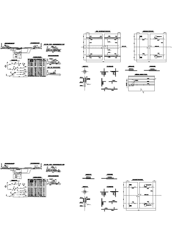 综合接地CAD详图图片1
