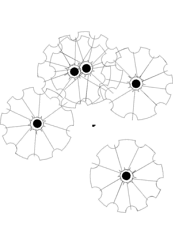 CAD植物图例大全图片1