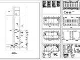 某5层3414平方米框架结构工业厂房设计cad建筑图(含设计说明)图片1