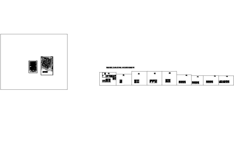某小区 社区 弱电 智能化 设计图 施工图 监控 可视对讲图片1