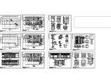 医院病房楼建筑设计CAD施工图图片1