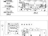 某地区3层客运站设计施工CAD方案图图片1