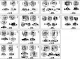 14套小别墅建筑设计方案图纸图片1