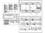 某1774.31平方米一层轻钢结构厂房设计cad建筑施工图(含设计说明)图片1
