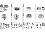 一套简单别墅全套设计cad图 ,含建筑设计说明图片1