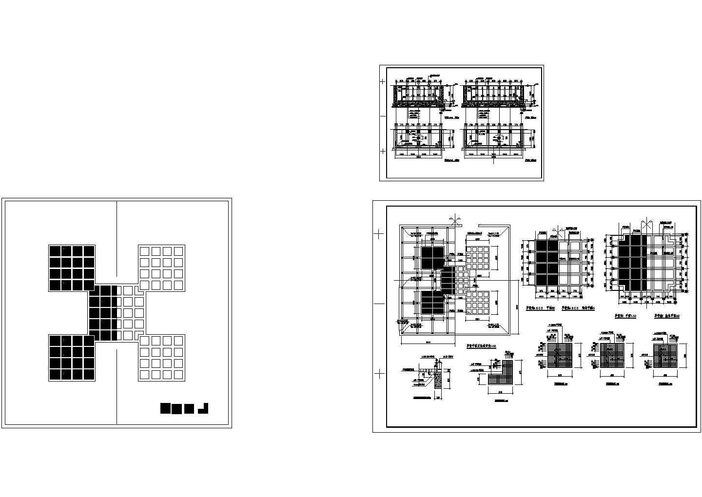 小游园某景观规划设计图纸图片1