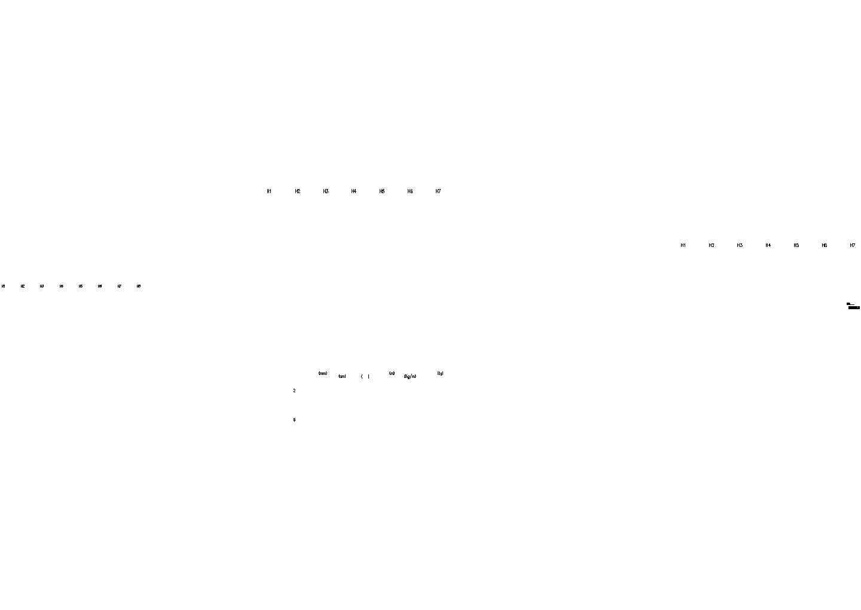 大桥全套图纸51+80+51m钢管砼系杆拱桥全套施工图纸图片1