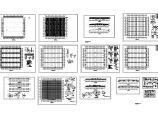 单层钢结构厂房建筑结构施工图(长105米 宽100米)图片1