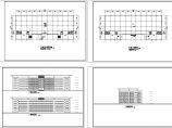 五层20712.24平米厂房建筑方案设计图(长110米 宽45.6米)图片1