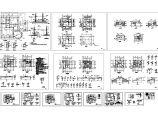 二层独栋别墅建筑结构图纸(共12张)图片1