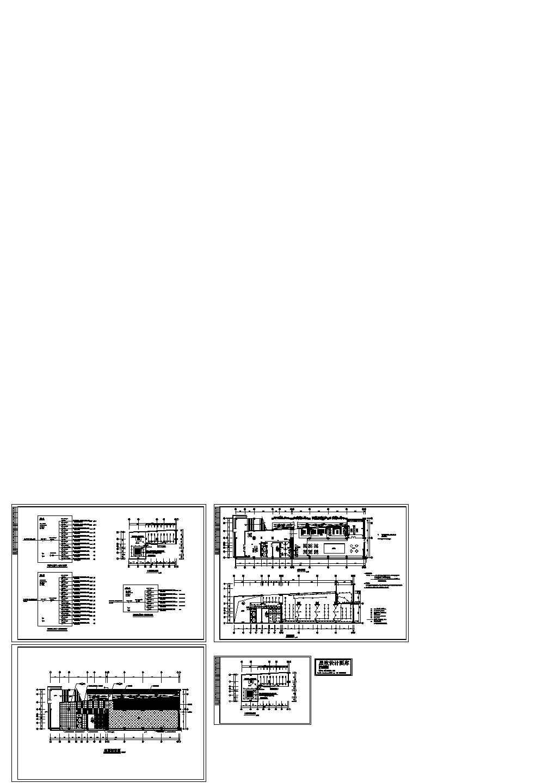 某会所电气设计图图片1