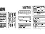 车间和办公楼电气设计CAD平面布置参考图图片1
