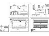 某钢结构厂房修改设计cad建筑施工图(标注详细)图片1