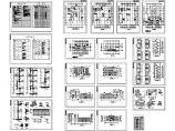 2763平方米四层框架结构菜市场建筑图(含设计说明)图片1