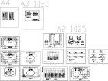 某十层办公楼电气设计施工图图片1