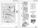某大院景观照明工程平面、系统图(含设计说明)图片1
