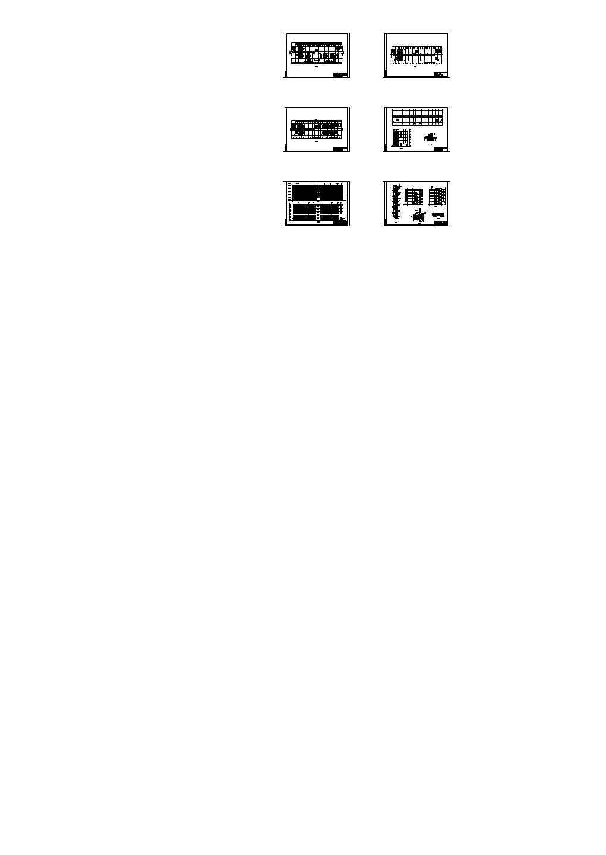 5627.7平米五层中学教学楼毕业设计图片1