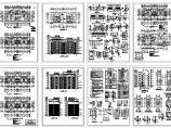 某2800平方米六层住宅建筑施工图(含建筑设计说明)图片1