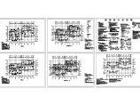 多层框架结构住宅楼结构设计图(长29.6米 宽18米)图片1