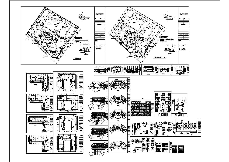 标准厂房弱电系统设计图图片1