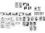 某八层办公楼给排水施工图纸(标注明细)图片1