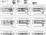 某城市三层商务办公写字楼电气设计详细CAD施工图图片1