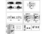 二层欧式别墅全套方案图纸(共7张)图片1