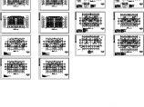 长32.65米宽13.025米6层阁楼2单元每单元2户住宅楼设计图图片1