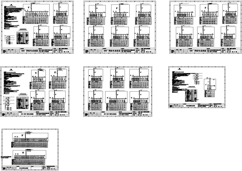 办公楼配电系统图图片1