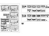 某2077平方米现浇框架结构厂房设计cad全套建筑施工图(含设计说明,含综合楼设计,含研发中心设计)图片1