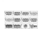 住宅楼设计建筑设计CAD施工图图片1